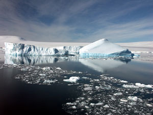 antarctica summer